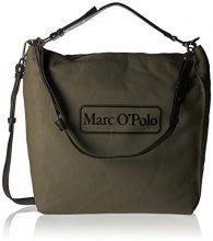 Marc O'Polo Retro One - Borse a spalla Donna, Grün (Tundra), 10x37x40 cm (B x H T)