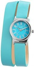Just Watches 48-S4062-HBL - Orologio da polso da donna, cinturino in pelle colore blu