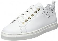 Twin Set CS8TFY, Sneaker a Collo Basso Donna, (Bianco Ottico), 40 EU