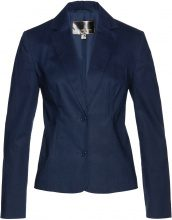 Blazer in misto lino (Blu) - bpc selection