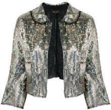 Comme Des Garçons Vintage - Giacca con paillettes - women - Polyester - S - METALLIC