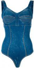Murmur - Body senza maniche - women - Cotton/Spandex/Elastane - 34, 36, 38, 40, 42 - BLUE