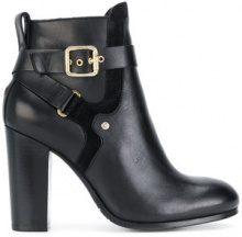 - Tommy Hilfiger - Stivali alla caviglia con cinturino - women - pelle/pelle di vitello/fibra sintetica/gomma - 39, 36, 40 - di colore nero
