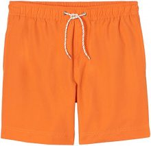 FIND Bermuda da Mare Regular Fit Uomo, Arancione (Orange), Large