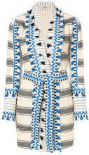 Dodo Bar Or - Vestito kimono - women - Cotone - S, M, L - Blu