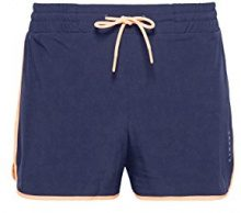 ESPRIT Sports 048ei1c001, Pantaloncini Sportivi Donna, Blu (Navy 400), 40 (Taglia Produttore: X-Small)