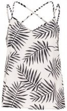 ONLY Printed Singlet Women White