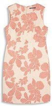 ESPRIT Collection 047eo1e017, Vestito Donna, Arancione (Burnt Orange), 40