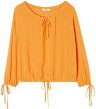 FIND Oversized Camicia Donna, Arancione (Mango), 48 (Taglia Produttore: X-Large)