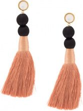 Lizzie Fortunato Jewels - Modern Craft earrings - women - Gold Plated Brass - One Size - Metallizzato