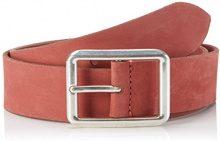 ESPRIT 037ea1s005, Cintura Donna, Rosso (Coral), 80 cm (Taglia Produttore: 80)