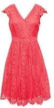 ESPRIT Collection 038eo1e021, Vestito Elegante Donna, Rosa (Pink Fuchsia 660), X-Large