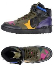 VALENTINO GARAVANI  - CALZATURE - Sneakers & Tennis shoes alte - su YOOX.com