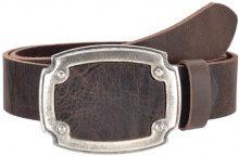 MGM Cintura, Marrone (Braun (dkl.braun geflammt 176-2)), Taglia produttore: 105