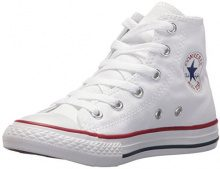 Converse Yths Ct Core Hi Opt, Sneaker Unisex – Adulto, Bianco (Blanc Optical), 33 EU