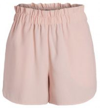 PIECES High Waist Shorts Women Pastel