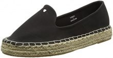 New Look Moon, Espadrillas Donna, Black (Black), 38 EU