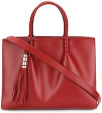 Tod's - Borsa a mano classica - women - Leather - One Size - RED