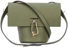 Zac Zac Posen - Belay mini crossbody bag - women - Calf Leather - OS - Verde