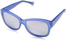 Guess GF0259, Occhiali da Sole Donna, Blu, 56