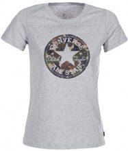 T-shirt Converse  CONVERSE STAR CAMO FILL CP CREW TEE