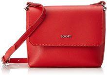 Joop! Pure Alexa Shoulderbag Shf - Borse a spalla Donna, Rot (Red), 7.5x18x19 cm (B x H T)