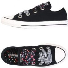 CONVERSE ALL STAR CTAS OX BIG EYELET FLOWERS DETAILS - CALZATURE - Sneakers & Tennis shoes basse - su YOOX.com