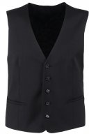 WILL - Gilet elegante - almost black