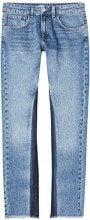FIND Jeans Straight Donna, Blu, W38/L32 (Taglia Produttore: XXX-Large)