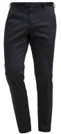 Burton Menswear London Pantaloni eleganti black