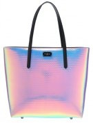JAMIE - Shopping bag - silver