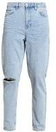 Jeans baggy - bleached denim