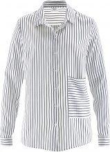 Camicia a manica lunga con taschino (Bianco) - bpc bonprix collection