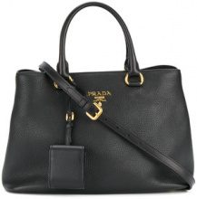 Prada - Borsa tote - women - Calf Leather - OS - BLACK
