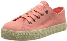 Rocket Dog Madox, Sneaker a Collo Basso Donna, Arancione (Debs Denim Peach), 39 EU