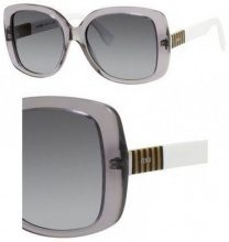 Fendi Occhiali da sole 0014/S HD_7TP (55 mm) Gris Oscuro, 55