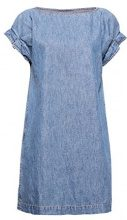 edc by Esprit 048cc1e013, Vestito Donna, Blu (Blue Medium Wash 902), Small