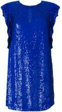 P.A.R.O.S.H. - Vestito 'Gummer' - women - Viscose/PVC - S, XS - BLUE