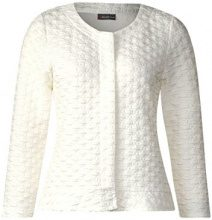 Street One 210700, Giacca Donna, Bianco (White 10000), 40