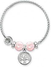 Thomas Sabo Parure di gioielli Donna argento - SET0351-493-9-L18