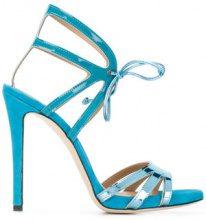 Marc Ellis - Sandali con lacci - women - Leather - 37, 37.5, 38, 40 - BLUE
