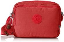 Kipling Silen - Borse a tracolla Donna, Rot (Spicy Red C), 24x18x11 cm (B x H T)