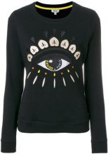 - Kenzo - Felpa 'Eye' - women - cotone/fibra sintetica - XS , M - di colore nero