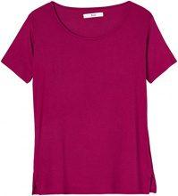FIND T-Shirt a Costine Donna, Rosso (Rot), 52 (Taglia Produttore: 3X-Large)