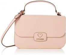 Love Moschino Borsa Calf Pu Rosa - Borse a spalla Donna, (Pink), 10x21x33 cm (B x H T)
