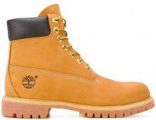 Timberland - Stivali 'Premium' - men - rubber/Leather - 8, 8.5, 10, 7.5, 10.5, 13 - BROWN