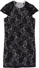 FIND 13685 vestiti donna, Nero (Black/white Check), 40 (Taglia Produttore: X-Small)