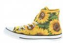 CHUCK TAYLOR ALL STAR - Sneakers alte - aurora yellow/egret