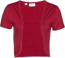 Bolero in maglina (Rosso) - bpc bonprix collection