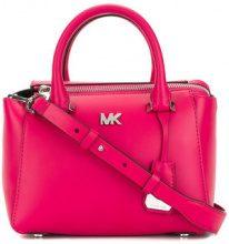 Michael Michael Kors - Borsa 'Nolita Mini' - women - Leather - OS - PINK & PURPLE